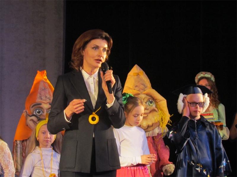 Перша леді ознайомилася з результатами впровадження інклюзивної реформи на Херсонщині