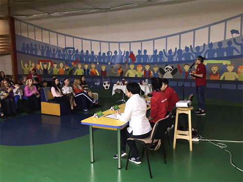 В Херсоне представили весенний лагерь нового поколения