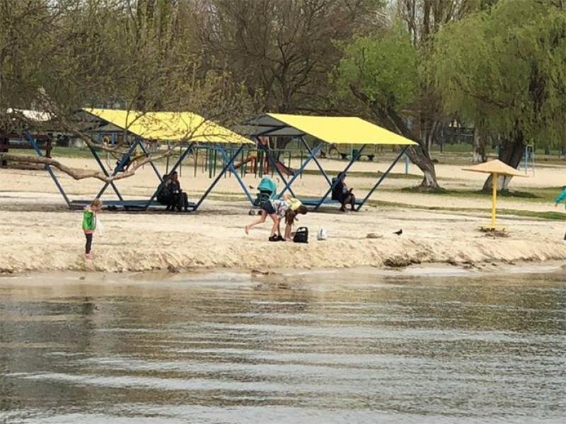 У міськраді створили комісію з перевірки готовності пляжів Херсона до роботи в літній сезон