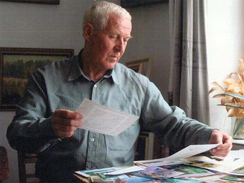Херсонский художник празднует юбилей