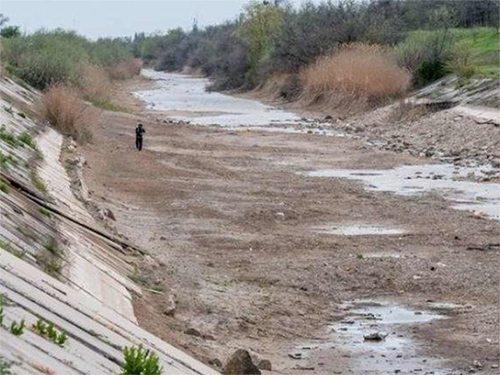 Подавать воду с Херсонщины на оккупированный полуостров технически невозможно