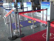 В херсонському аеропорту нічим платити зарплату