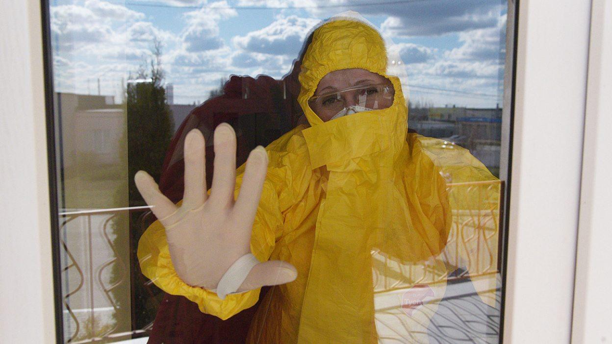 На Херсонщине зафиксирован первый подтвержденный случай коронавируса