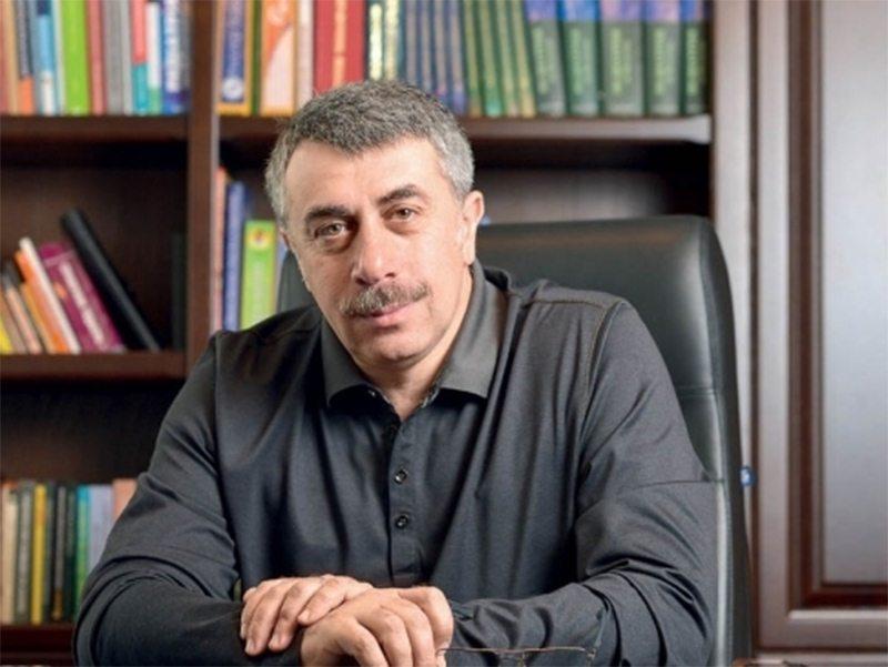 Комаровский ответил на 25 вопросов о коронавирусе