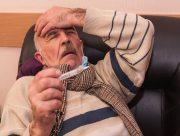 В Олешковском районе Херсонщины произошла вспышка пневмонии