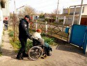 Херсонські поліцейські урятували 17 людей від домашнього насильства