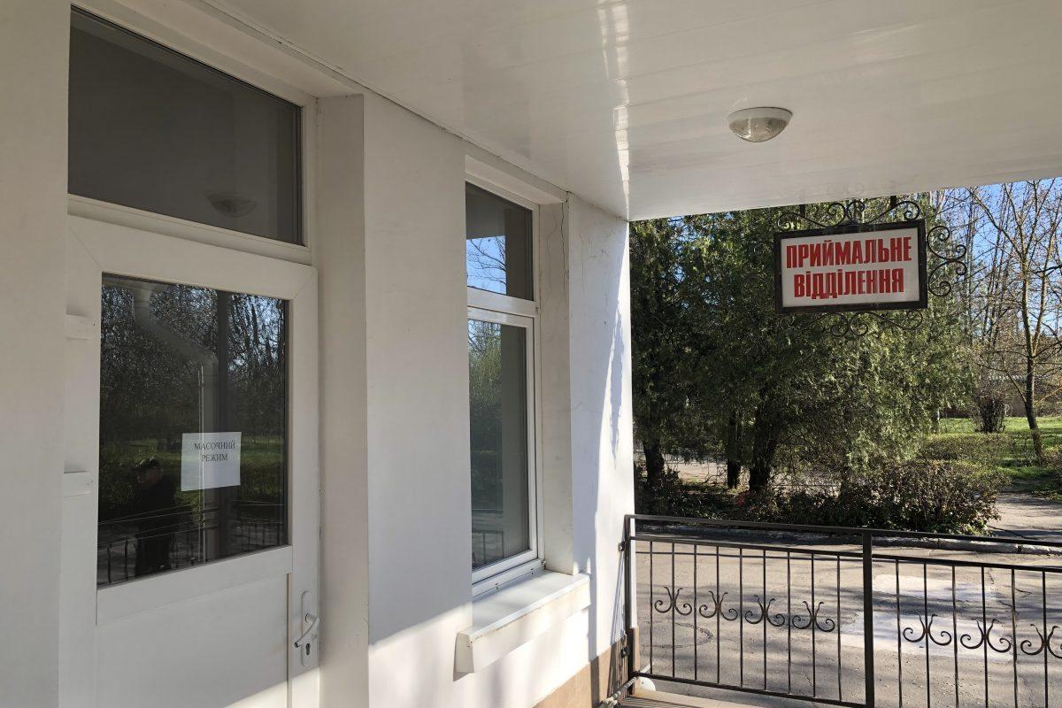 Мангер: Ситуація в базовому на Херсонщині закладі по боротьбі з коронавірусом під контролем обласної ради
