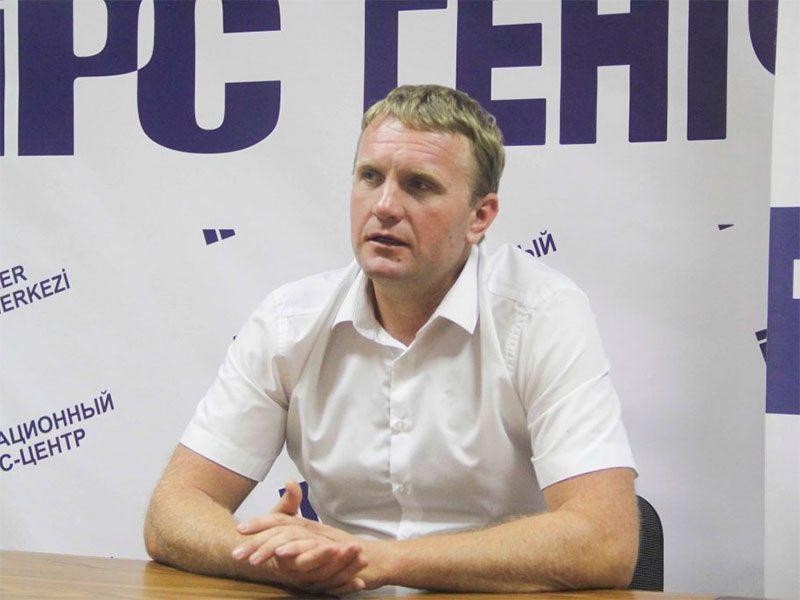 Андрій Євстратов про ситуацію з коронавірусом у Генічеську