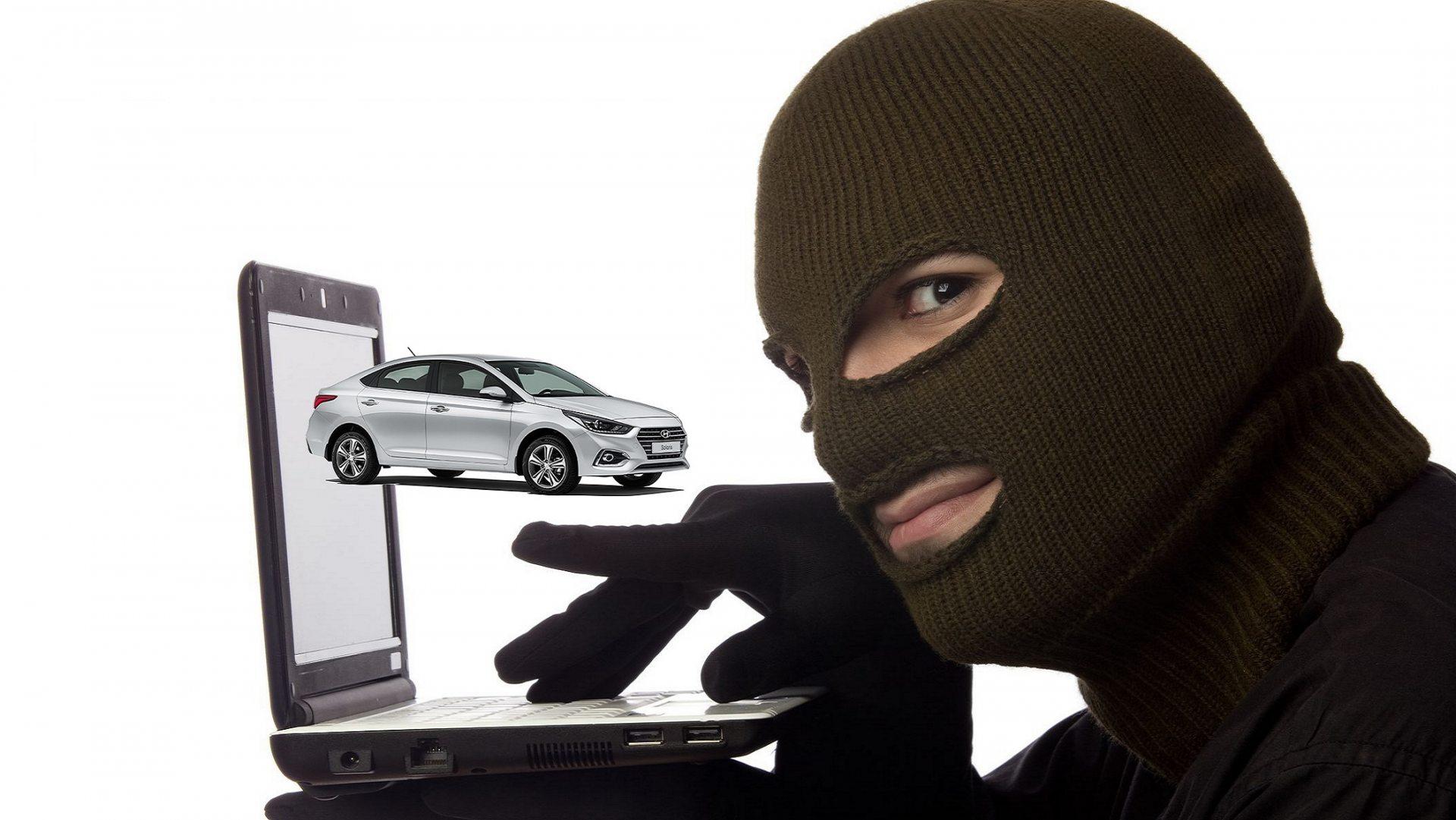интернет, мошенник, автомобиль