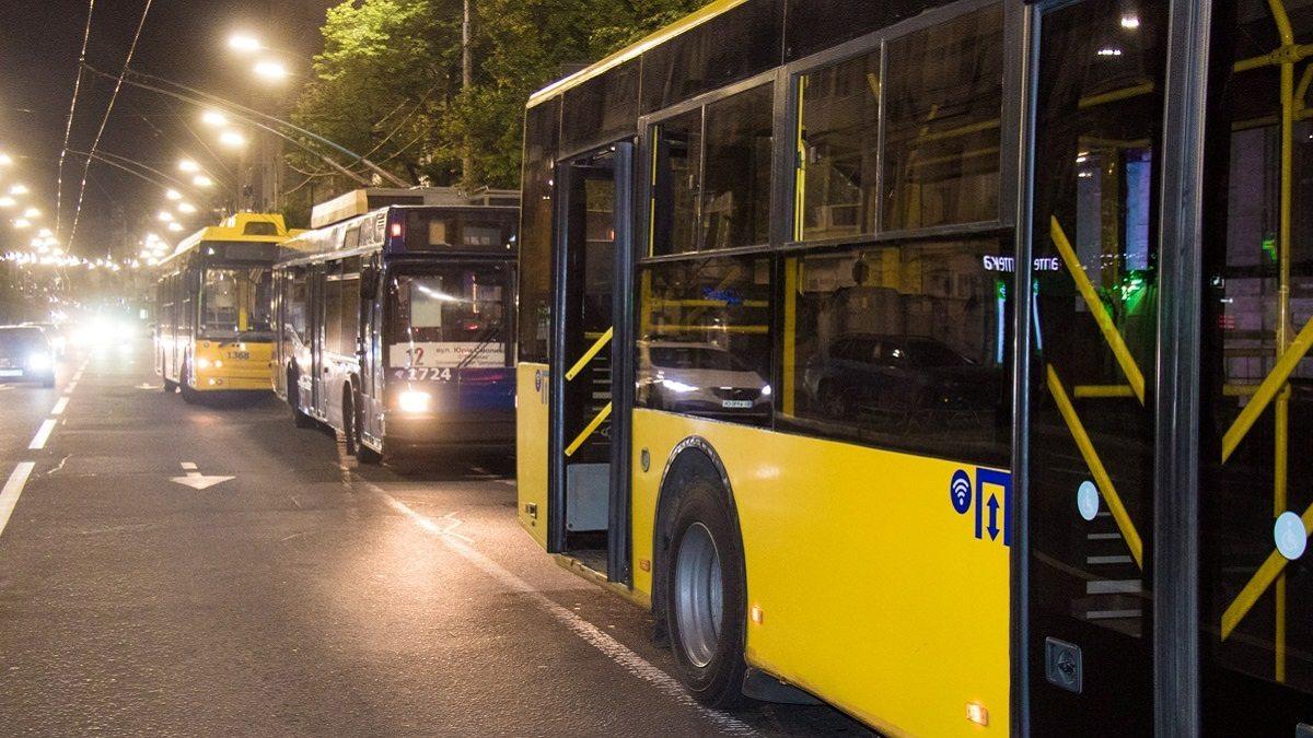 тролейбуси, міський голова, водії, пасажири