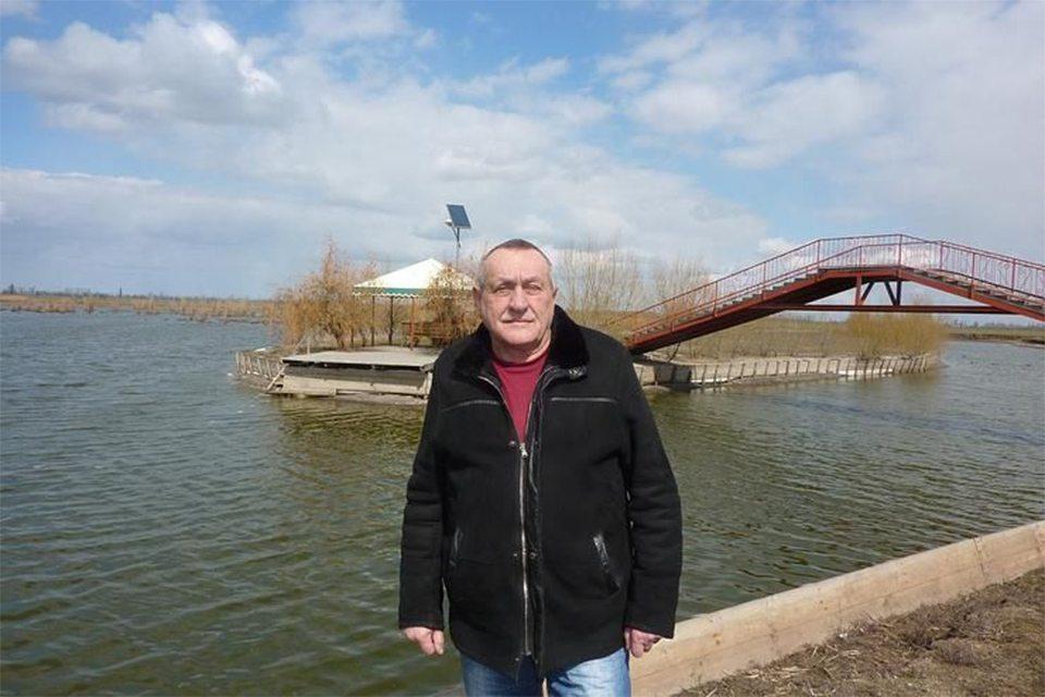 фермер, зона відпочинку, Єрьоменко