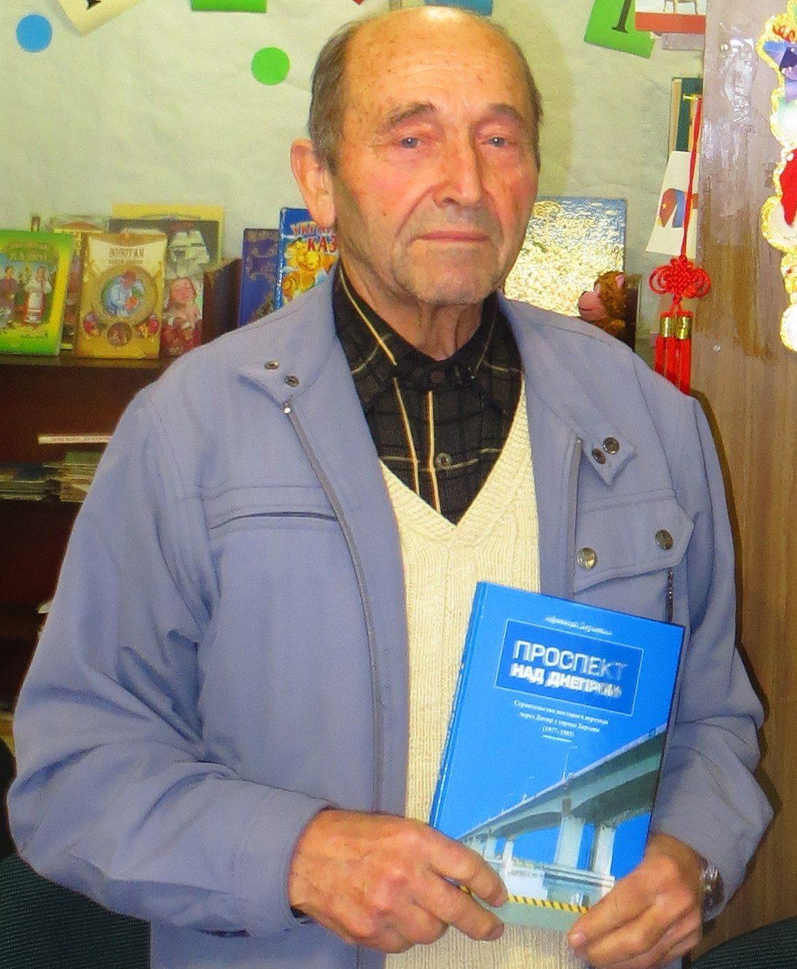 Літописець великого будівництва на Херсонщині