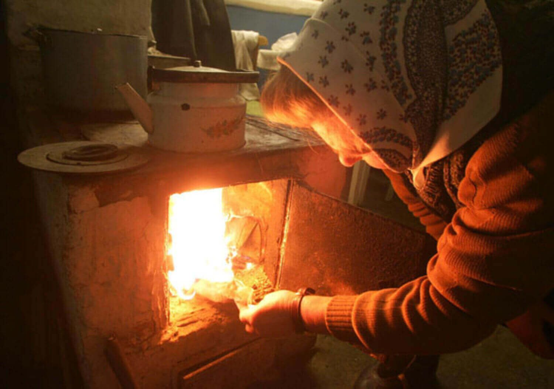печь, белье, пожар