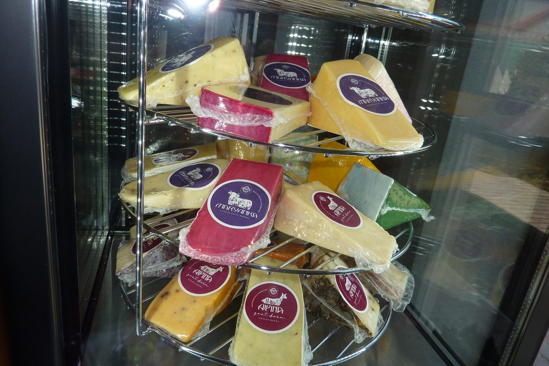 сыр, Репилевский, сыроварня, королева