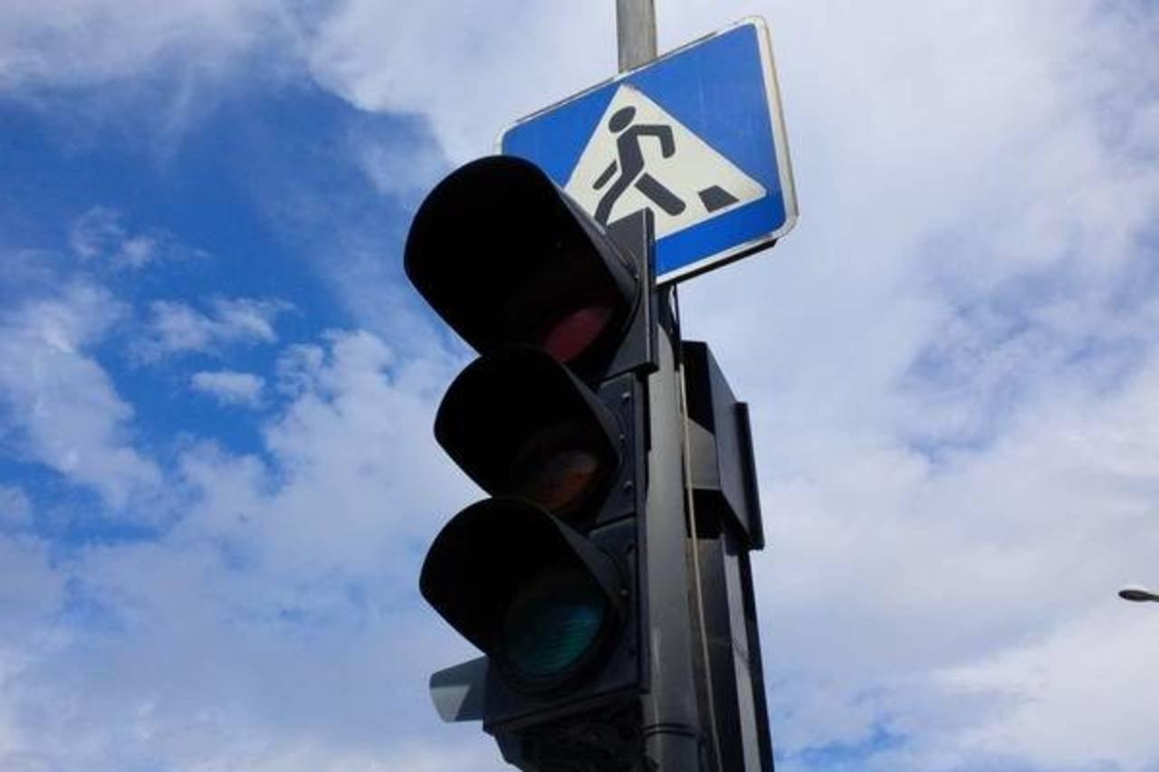 Херсон,светофор,Херсоноблэнерго