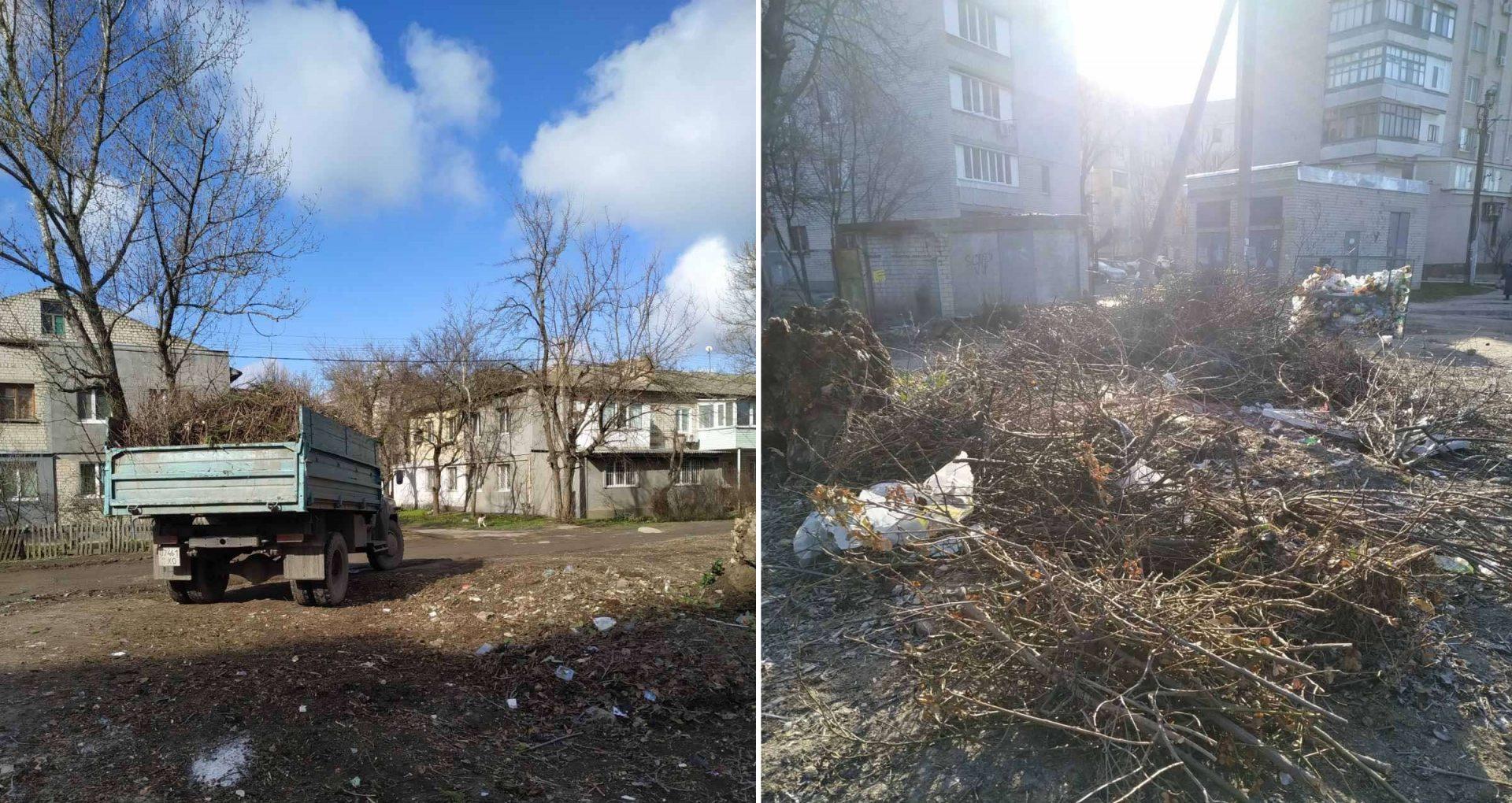 сміттєзвалище, благоустрій, прибирання