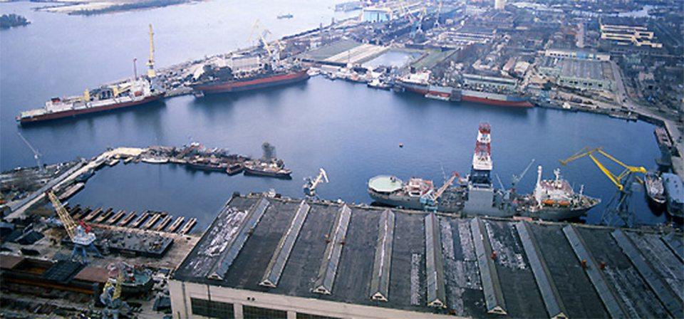 Смарт-Холдинг, проект, порт