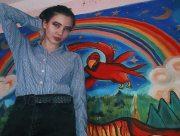 Красочные крылья херсонской художницы