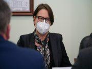 Херсон посетила глава делегации Международного Комитета Красного Креста