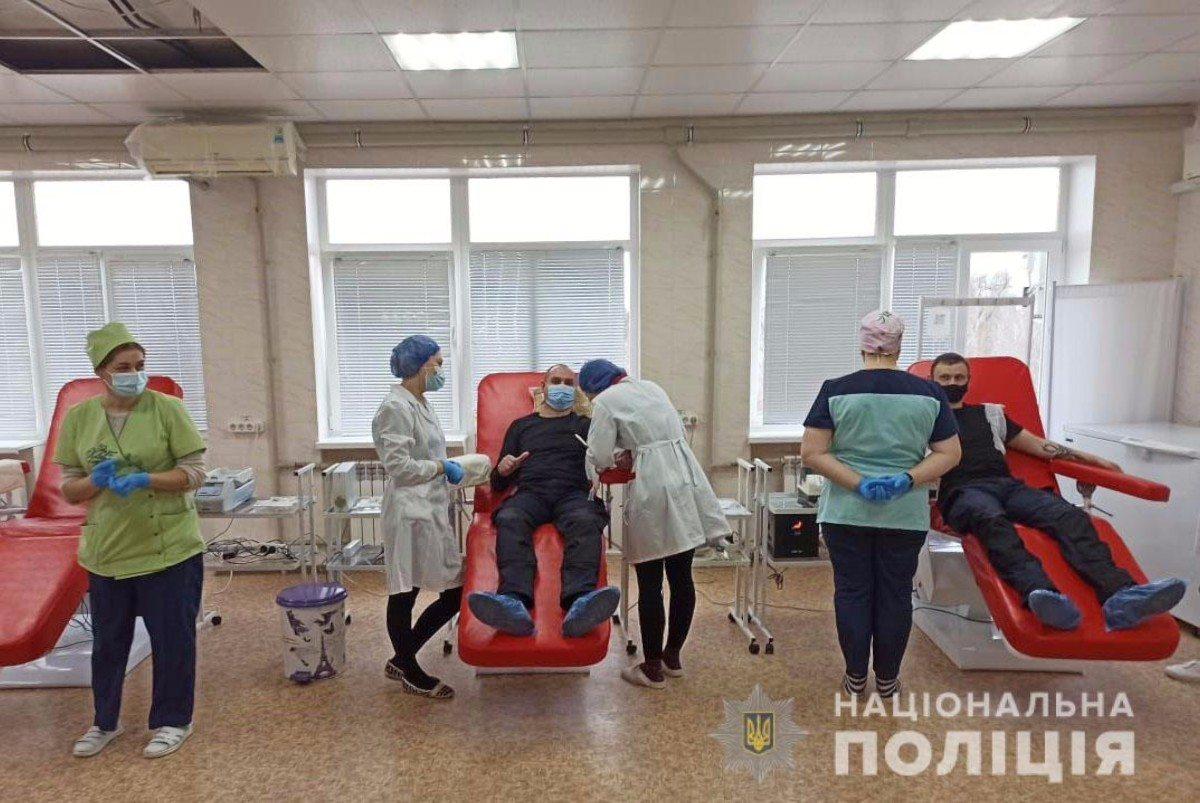 Херсон,донорство,сдать кровь