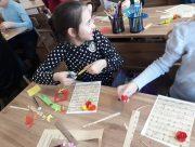 В херсонской библиотеке прошли мастер-классы по рукоделию для детей