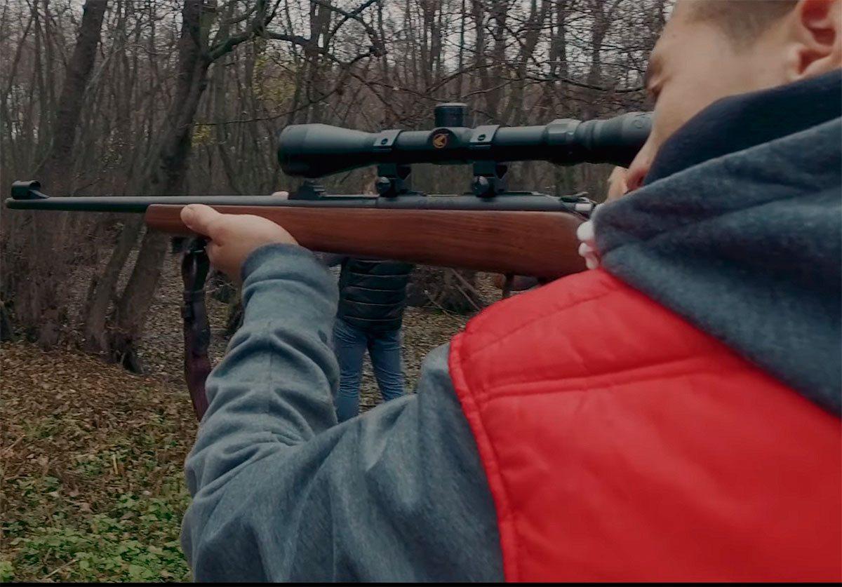 Херсонщина, відео, полювання
