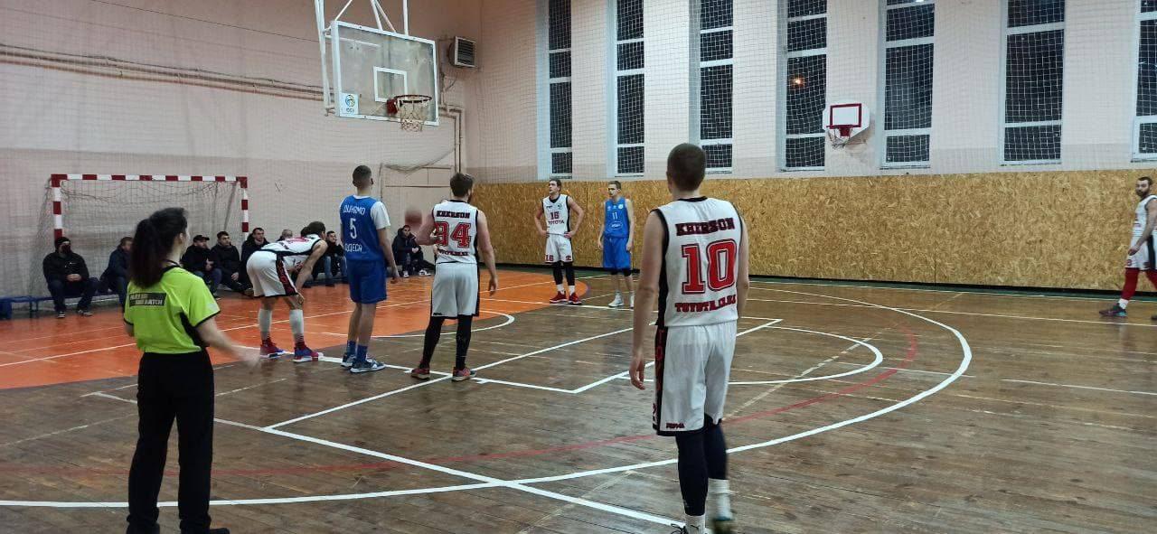 баскетбол, тріумф, ХДУ