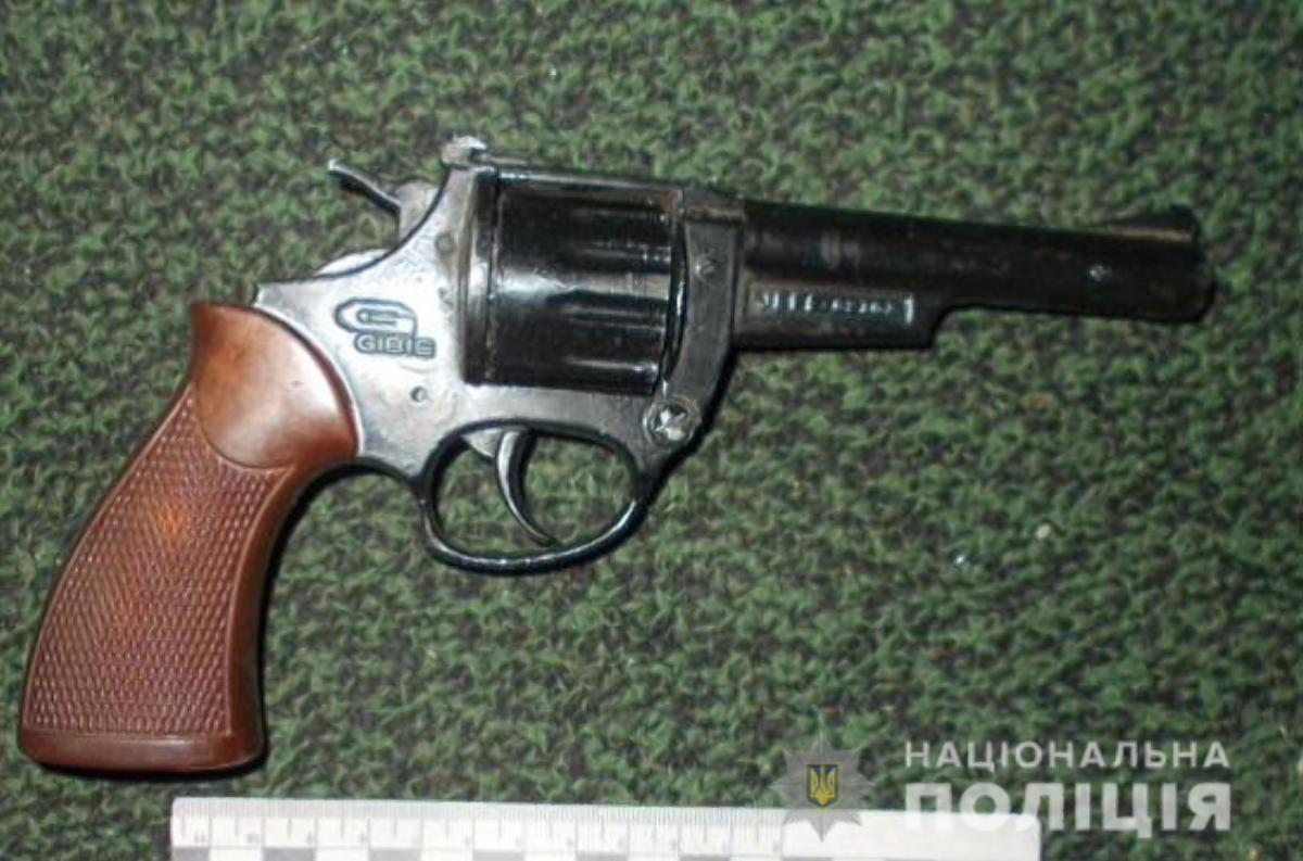 Херсон,револьвер,пистолет,патроны