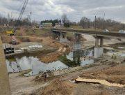 На Херсонщине начинается реконструкция моста через Северо-Крымский канал (фото, видео)