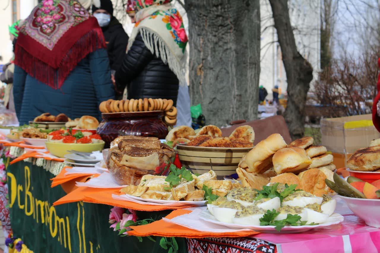 Нова Каховка, Масленница, праздник, Устинов