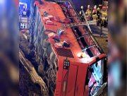 В результате аварии автобуса Познань-Херсон погибло 6 человек