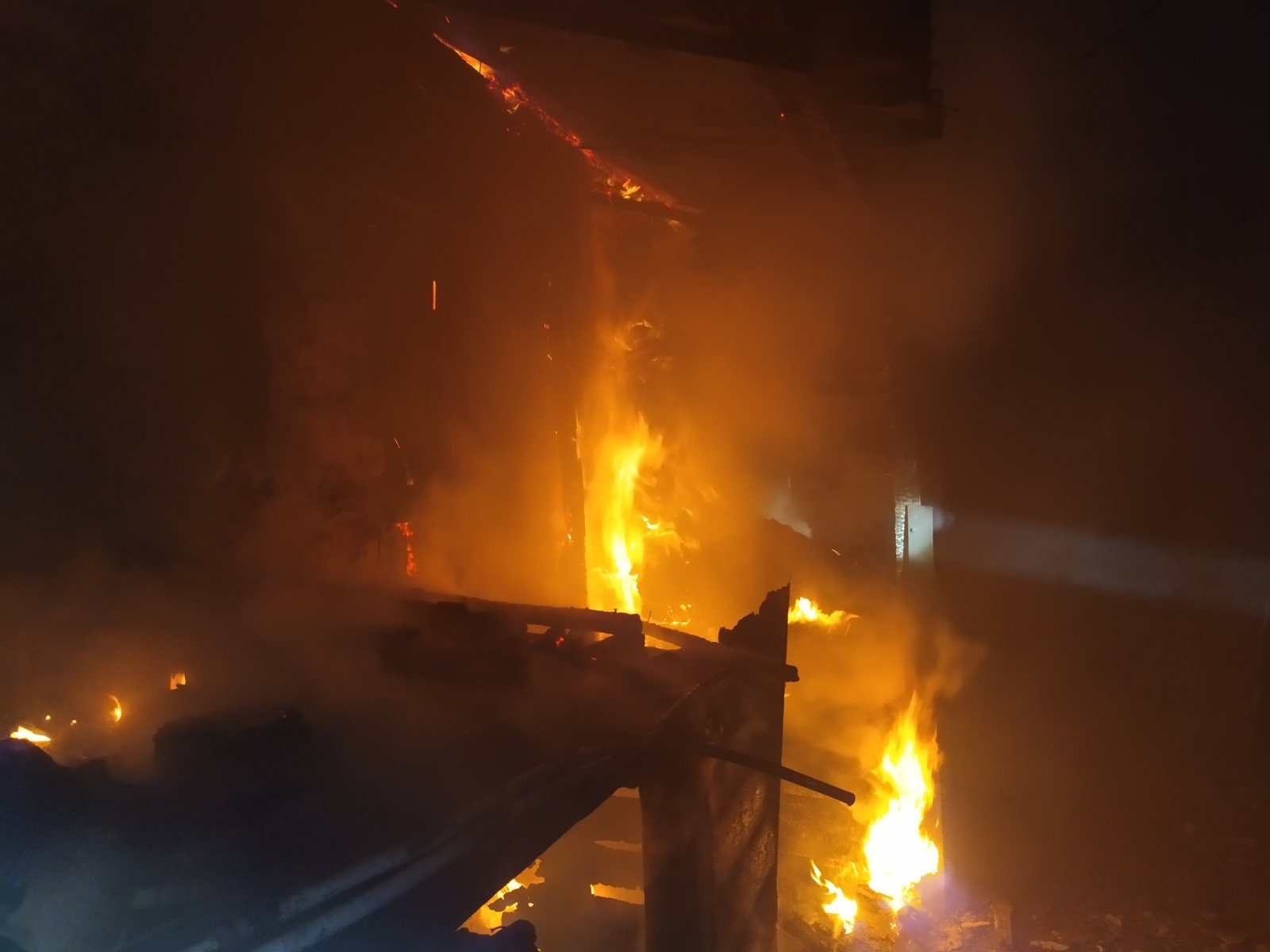 Херсон,пожар,Суворовский район