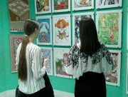 """У Херсоні відкрилась виставка """"З українською душею"""""""