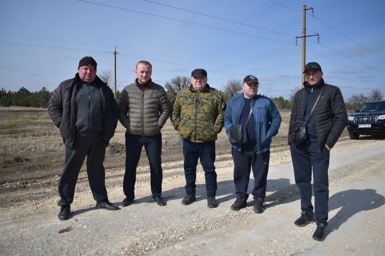 фермери, сірогози, дороги, ремонт