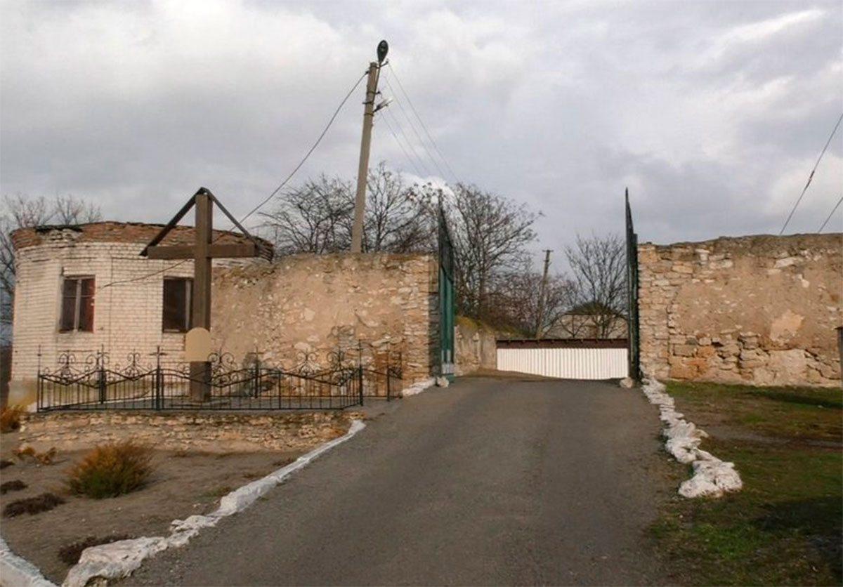 Корсунка, монастир, туризм