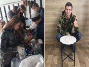 Херсонські школяри-екоактивісти створили пластикову майстерню