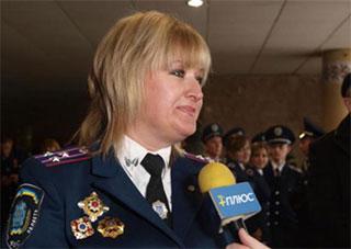 В Херсоне полковник милиции ждет справедливого суда