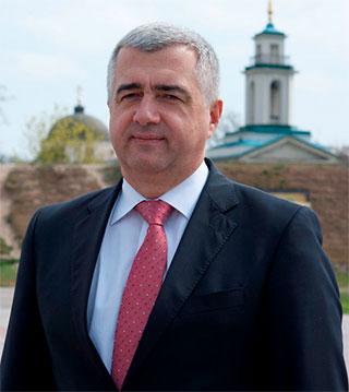 С праздником Пасхи херсонцев поздравляет Вячеслав Яременко