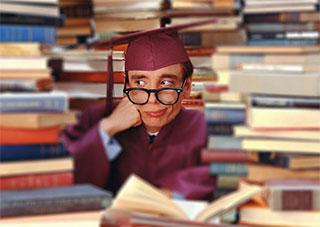 Мнение мудрого херсонца: Поэтом можешь ты не быть, но доктором наук - обязан