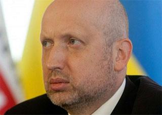 Турчинов поручил председателю Херсонской облгосадминистрации подготовиться к обороне