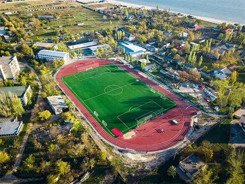 Історія створення Центру олімпійських видів спорту на Херсонщині