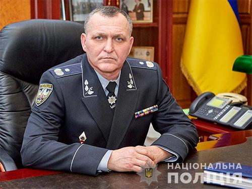 Артур Мєріков: Відсьогодні поліція Херсонщини працює в посиленому режимі