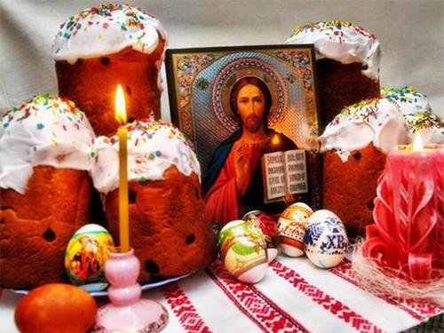 Херсонцы празднуют Пасху