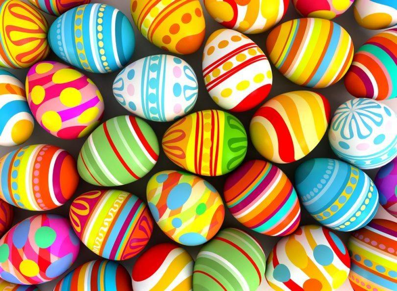 крашанки, традиції, Великдень, яйця