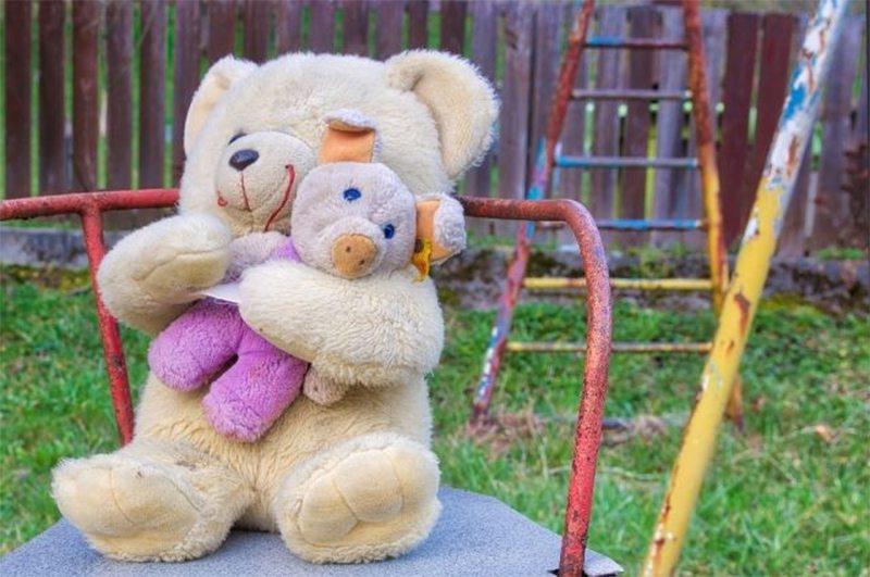 дети, травмы, двор