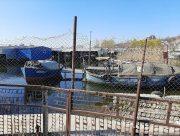 В Херсоне годами не решается вопрос незаконных причалов в Гидропарке