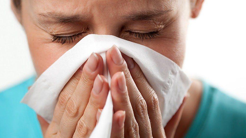 аллергия, сезон, коронавирус