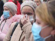 Большинство украинцев считают реальной угрозу коронавируса