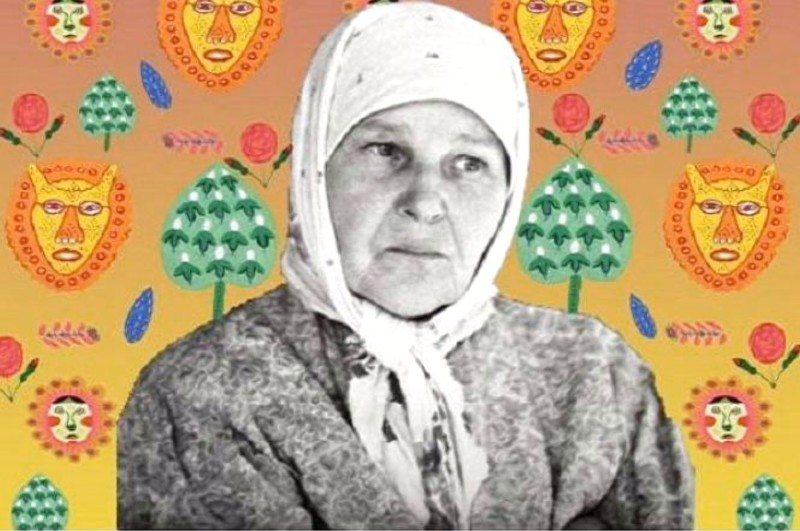 Херсонский художественный музей,Мария Приймаченко,картина