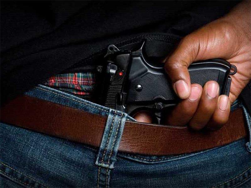 Херсонщина, пистолет, вред